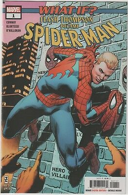 What If Flash Thompson Became Spider-Man # 1 ** *2018* Hot**near Mint
