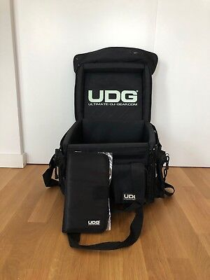 UDG - UDG Ultimate SoftBag LP 90 SLANTED Schwarz