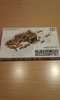 tamiya 1/35 ALLIED VEHICLES  ACCESSORY SET