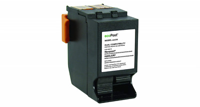 ecoPost ECO34 NeoPost Compatible Red Ink Cartridge Replacement for Hasler Postag