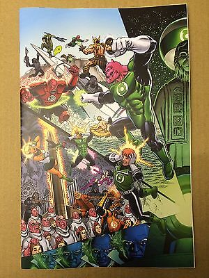 DC / Boom comics:  PLANET OF THE APES / GREEN LANTERN # 2 , Perez variant