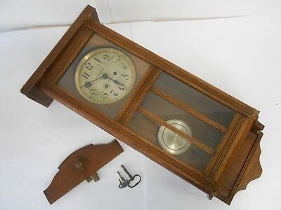 Fears Ltd Bristol Bridge Wall Clock - For Parts/ Repair, Collection Only