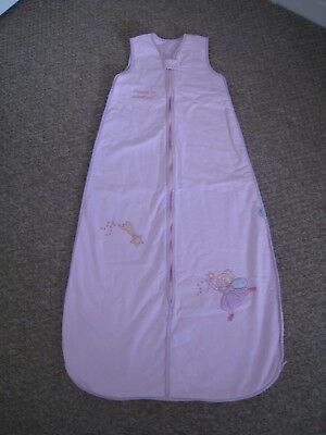 Baby Girl Pale Pink Large SLUMBERSAC Sleeping Gro Bag