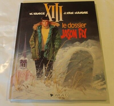 XIII - T6 : Le dossier Jason Fly - EO