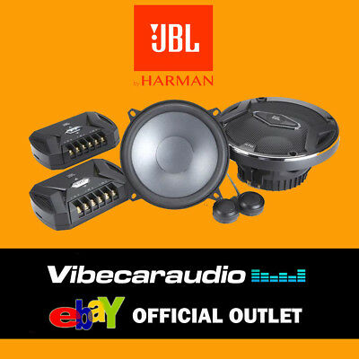 "JBL GTO 509c - 13cm 5.25"" 2-Way Component Car Speakers 450W Total Power"
