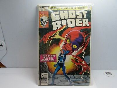 Ghost Rider (1st Series) #41 1980