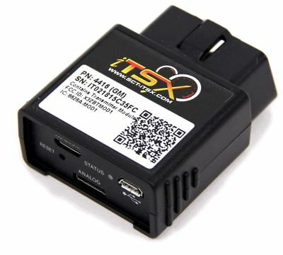 SCT  4416 ITSX pre programmed power flash tuner