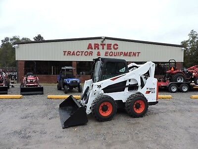 2016 Bobcat S740 Skid Steer Loader - Multi Terrain - Low Hours!!