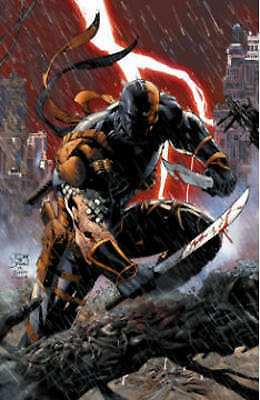 Deathstroke Volume 1: Gods Of War (The New 52) by Tony Daniel (Paperback, 2015)
