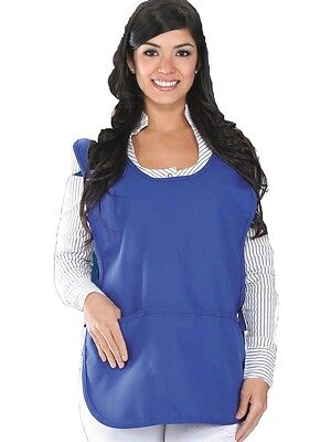 Coqueta-Mandil Doble ID 6098  M1-258 Royal Blue