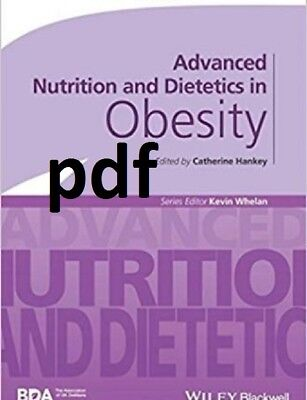(PDF) Advanced Nutrition and Dietetics in Obesity  E-B00K||E-MAILED) !
