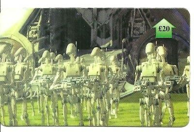 Rare / Carte Telephonique - Star Wars / Phonecard Telephone Card Callcard