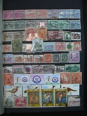 Collection Of Pakistan Stamps