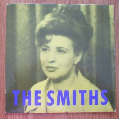 "The Smiths-Shakespeare's Sister 7"" Single,picture sleeve  1985"