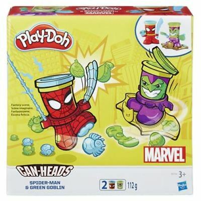 Hasbro - Play-Doh Marvel Canheads - H0620594
