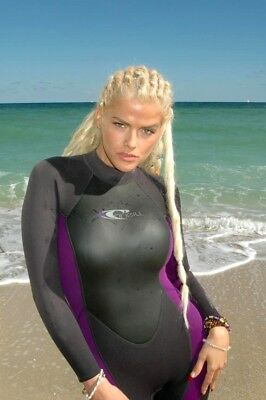 Anna Nicole Smith Screen/ad Worn Wetsuit ! - Trimspa - Very Rare!