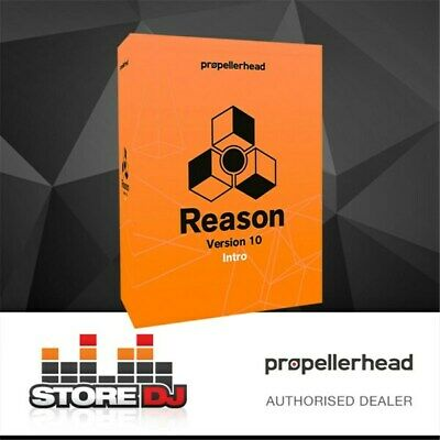 Propellerhead Reason 10 Intro DAW Software
