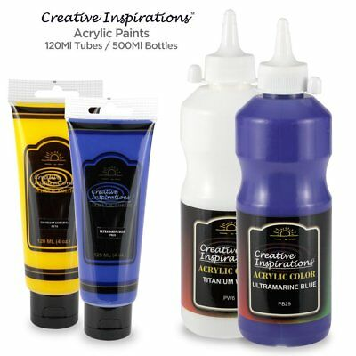 Creative Inspirations Acrylic Paints Smooth Rich Creamy Free-Flowing Non-Toxic