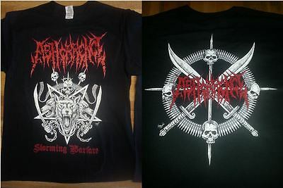 ABHORRENCE TS Krisiun Abhorrence Sinister Immolation Centurion Severe Torture