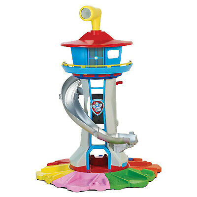 Paw Patrol Lookout Tower Hauptquartier Aussichtsturm Lifesized Spin Master