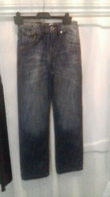 Boys Ripstop Jeans...11-12...Nwt