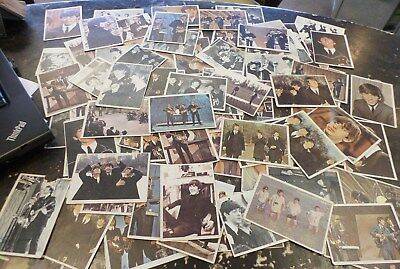 Lot Of Eighty Six (86) Vintage Beatles Tradiing Cards