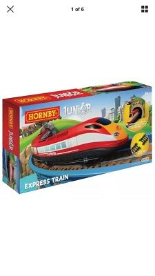 Hornby Junior Express Train Set Brand New & Sealed