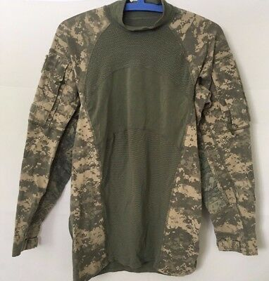 Massif Multicam Men size Small US Army Combat Shirt ACS Flame Resistant c60