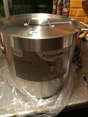 32 Qt Stainless Stock Pot/ Browne Foodservice 5723932 Thermalloy
