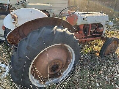 Vintage 1950's Ford Farm Tractor