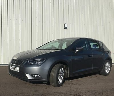 Seat Leon 2014 SE Tech Pack 1.6 TDI only 60.000mil.