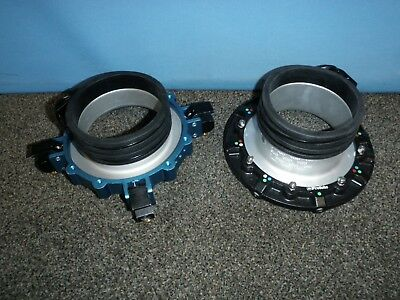 Lot of 2 Profoto Speedring Adapter