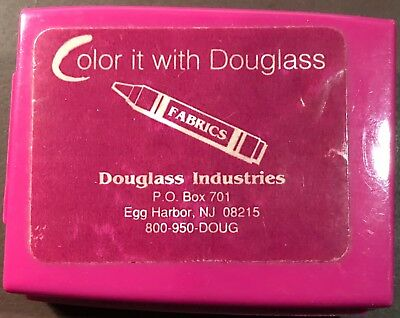 Vintage Advertising give-away from Amoco and Douglass Industries - pre 1999