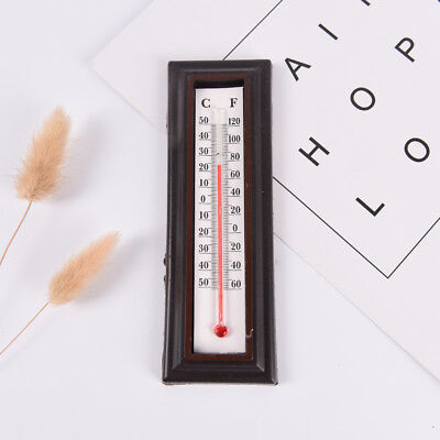 Indoor/Outdoor Wall Office Laboratory Home Garage Temperature Thermometer Bt