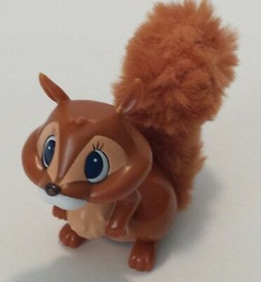 Chipmunk with Fuzzy Tail  Figure  **LOOK**