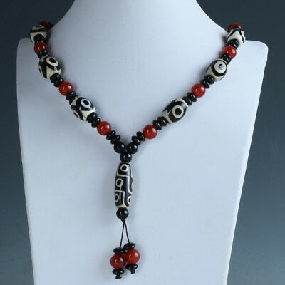 100% Natural Beads Handwork Exquisite Necklace RX049`a
