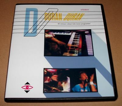 DURAN DURAN MTV New Year's Eve Ball 1982 PROMO Only DVD