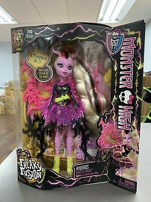 Mattel Monster High Freaky Fusion Bonita Femur Doll