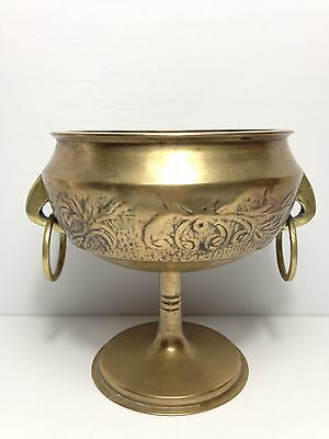 Antique Holy Grail Cup Religious Cup Of Brass