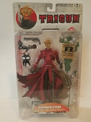 2000 Trigun Vash The Stampede Ultra Action Figure By Mcfarlane Toys