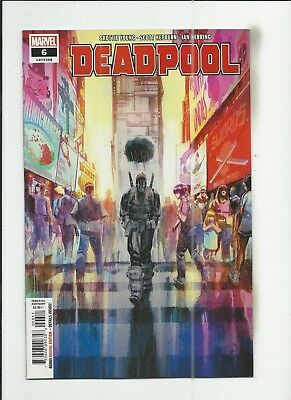 Deadpool #6 (2018) very fine+ (VF+) condition