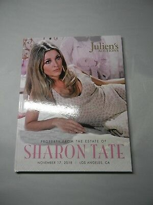 Sharon Tate Estate Property Julien's auctions November 17 2018 NEW