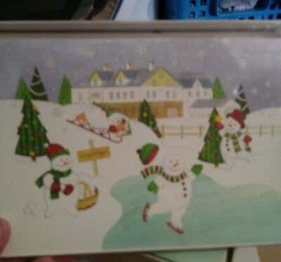 12 Longaberger Christmas Cards with 13 envelopes...new in package