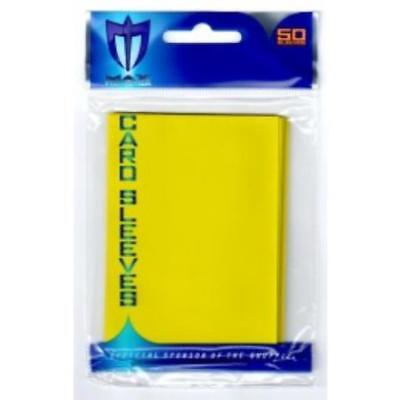 Max Protection Card Protection Standard Gloss - Yellow (50) MINT