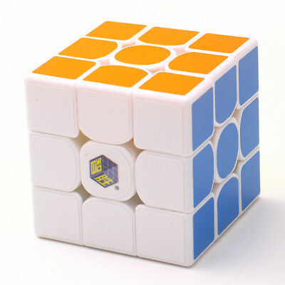 YuXin Little magic 3x3x3 Speed Contest Magic Cube Twist Puzzle Toys White