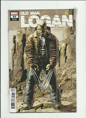 Old Man Logan #50 Mike Deodato Jr. Variant Cover near mint- (NM-) condition