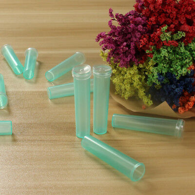 Plastic Flower Water Tubes/Container/Floral Vials for Flower Shop Supplies