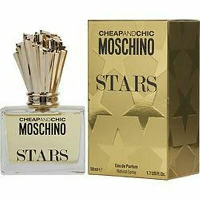 Moschino Cheap & Chic Stars By Moschino Eau De Parfum Spray 1.7 Oz