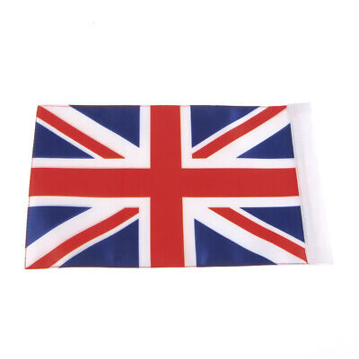 1 PCS Motorcycle UK Flag For Honda Yamaha Harley  New From UK Shipping