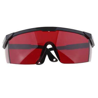 Safety Goggles Eye's Protection Blue Light Blocking Glasses with Red Lens